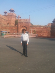 Lal Qila (Red Fort) Delhi